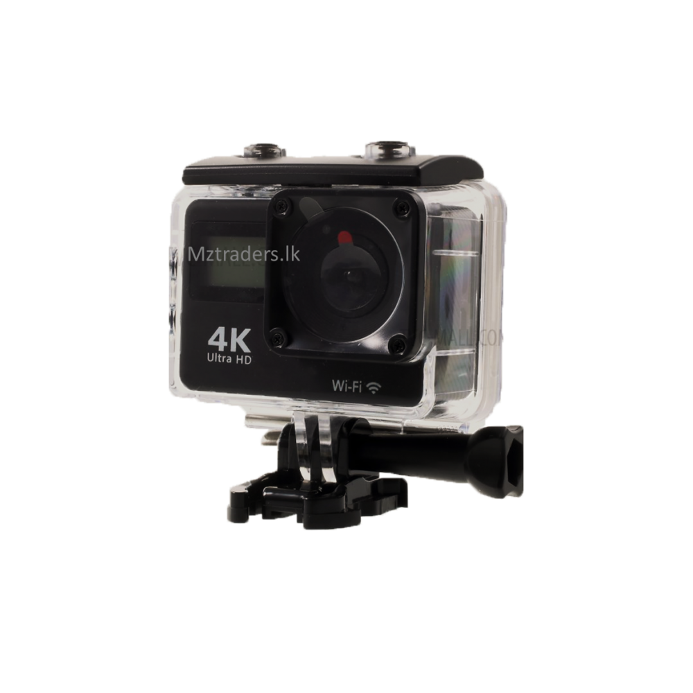 4K SPORT ACTION CAMERA WITH TOUCH