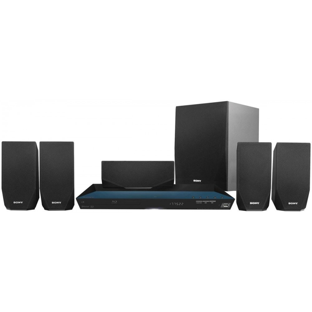 SONY BDV-E2100 Blu-ray Home Theater System with Bluetooth