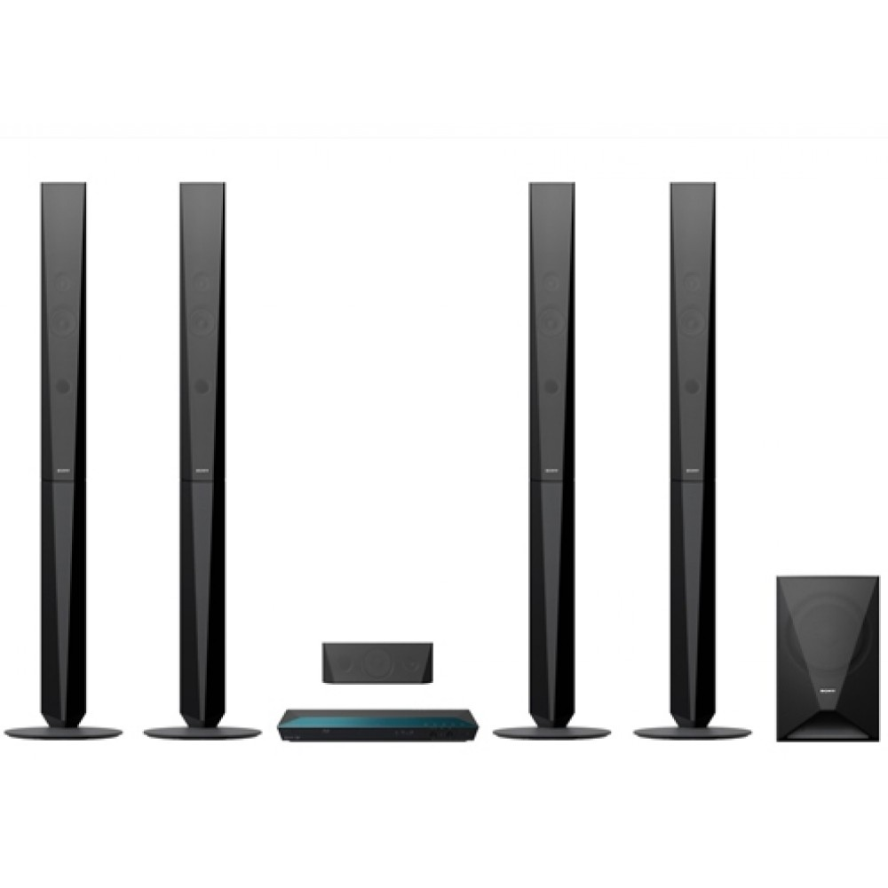 SONY BDV-E6100 Blu-ray Home Cinema System with Bluetooth