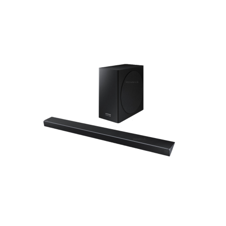 SAMSUNG SOUND BAR WITH WIRELESS SUB-WOOFER HW-Q70R